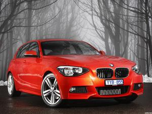 BMW Serie 1 125i 5 puertas M Sports Package F20 2012