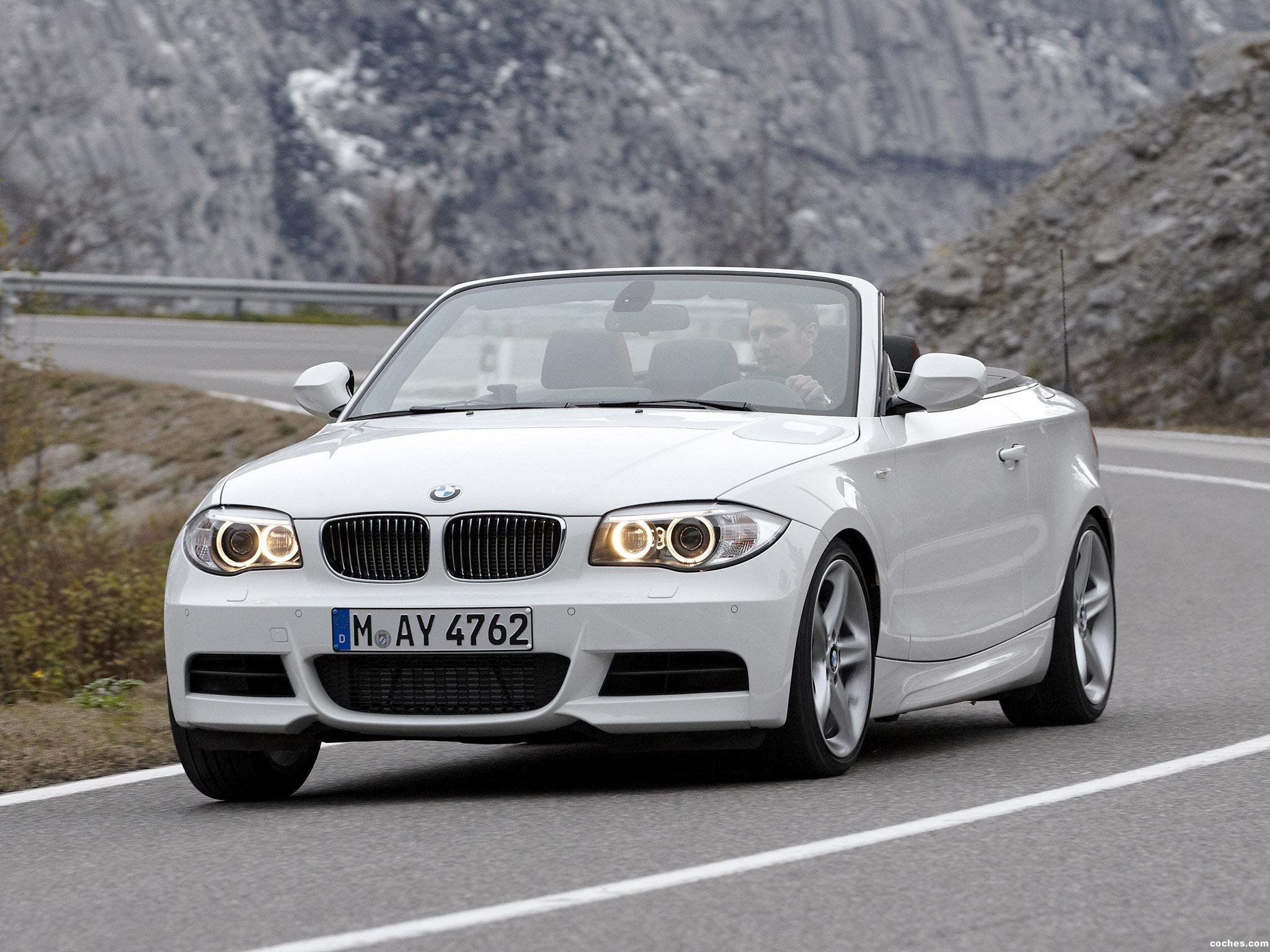 fotos de bmw serie 1 convertible 2011. Black Bedroom Furniture Sets. Home Design Ideas