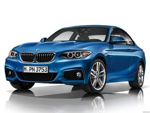 BMW Serie 2220d Coupe M Sport Package F22 2014