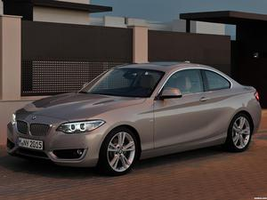 BMW Serie 2 220d Coupe Modern Line F22 2014