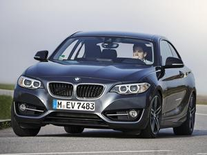 BMW Serie 2 Coupe Sport Line F22 2014