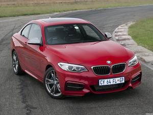 BMW Serie 2 Coupe M235i F22 2014