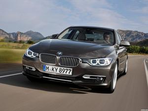 BMW Serie 3 320d Sedan Modern Line F30 2012