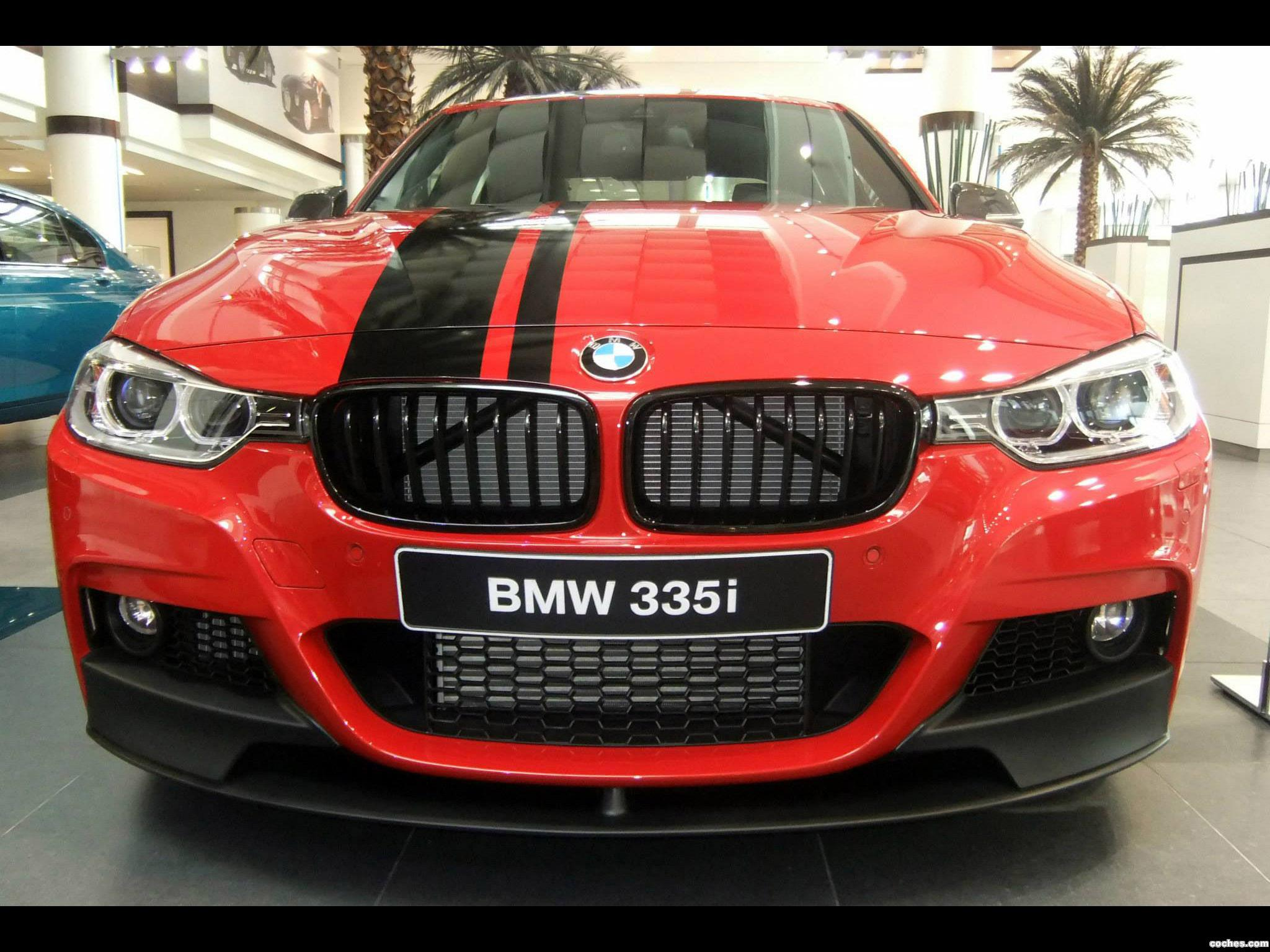 fotos de bmw serie 3 335i m performance abu dhabi f30 2014. Black Bedroom Furniture Sets. Home Design Ideas
