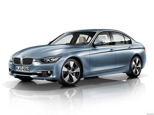 BMW Serie 3 ActiveHybrid 3 F30 2012