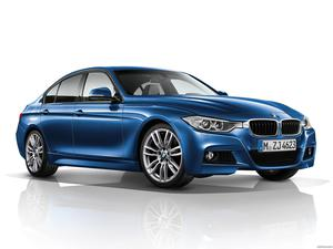 BMW Serie 3 Sedan M Sports Package F30 2012