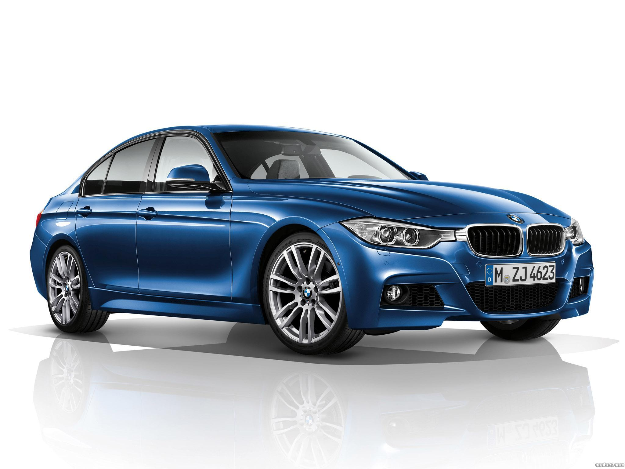 fotos de bmw serie 3 sedan m sports package f30 2012. Black Bedroom Furniture Sets. Home Design Ideas