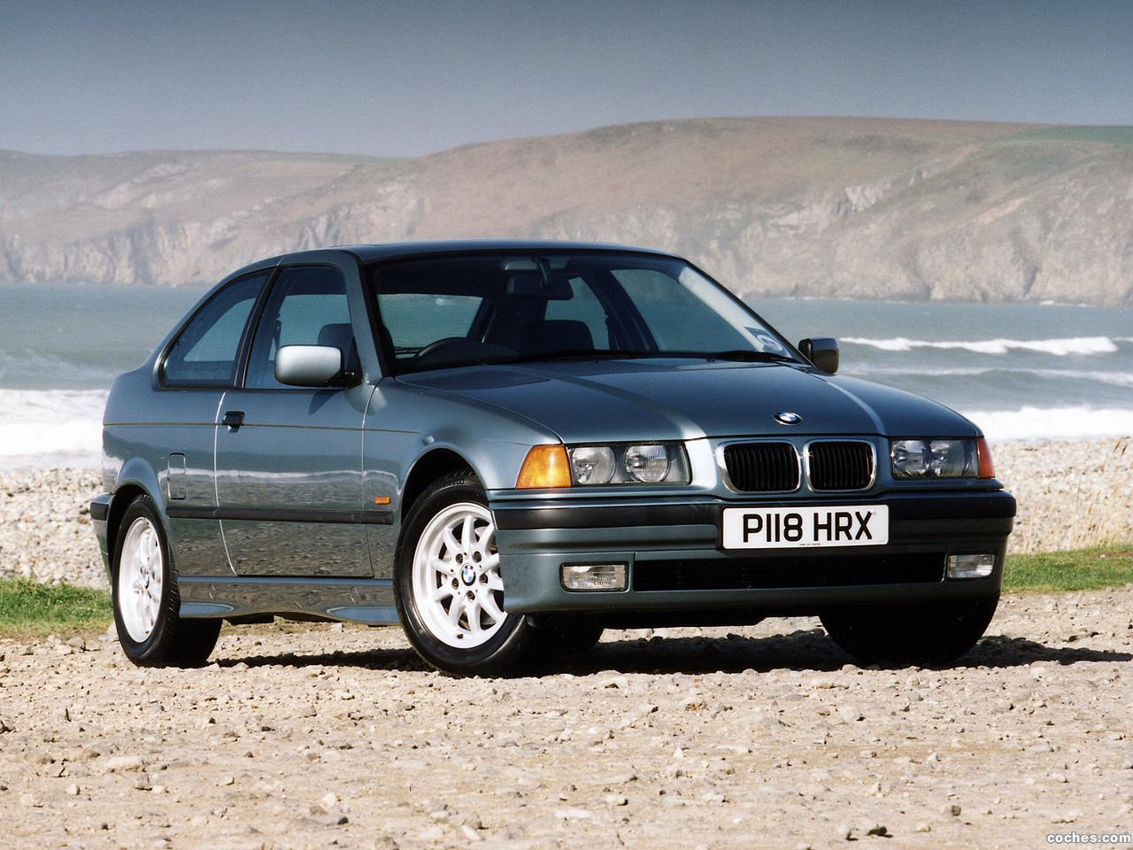 fotos de bmw serie 3 318ti compact e36 uk 1994. Black Bedroom Furniture Sets. Home Design Ideas
