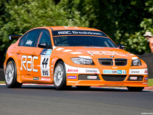 BMW Serie 3 E90 320SI BTCC 2009