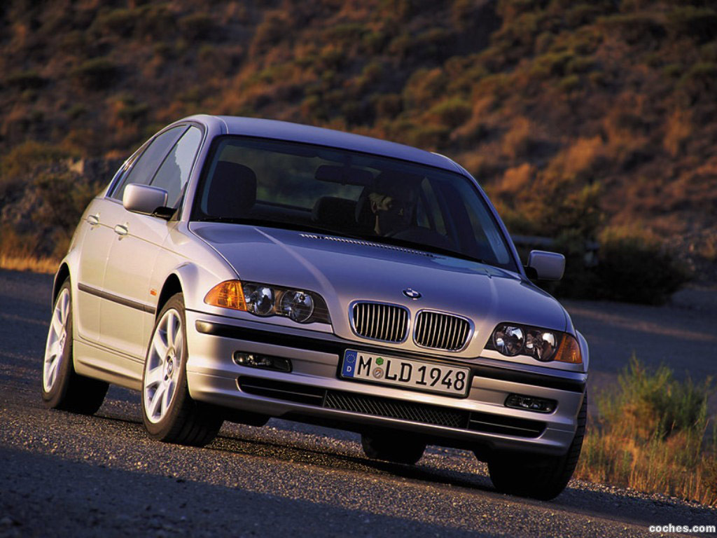 Fotos de bmw serie 3 e46 328i sedan 1998