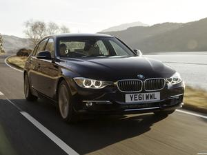 BMW Serie 3 335i Sedan Luxury Line F30 UK 2012