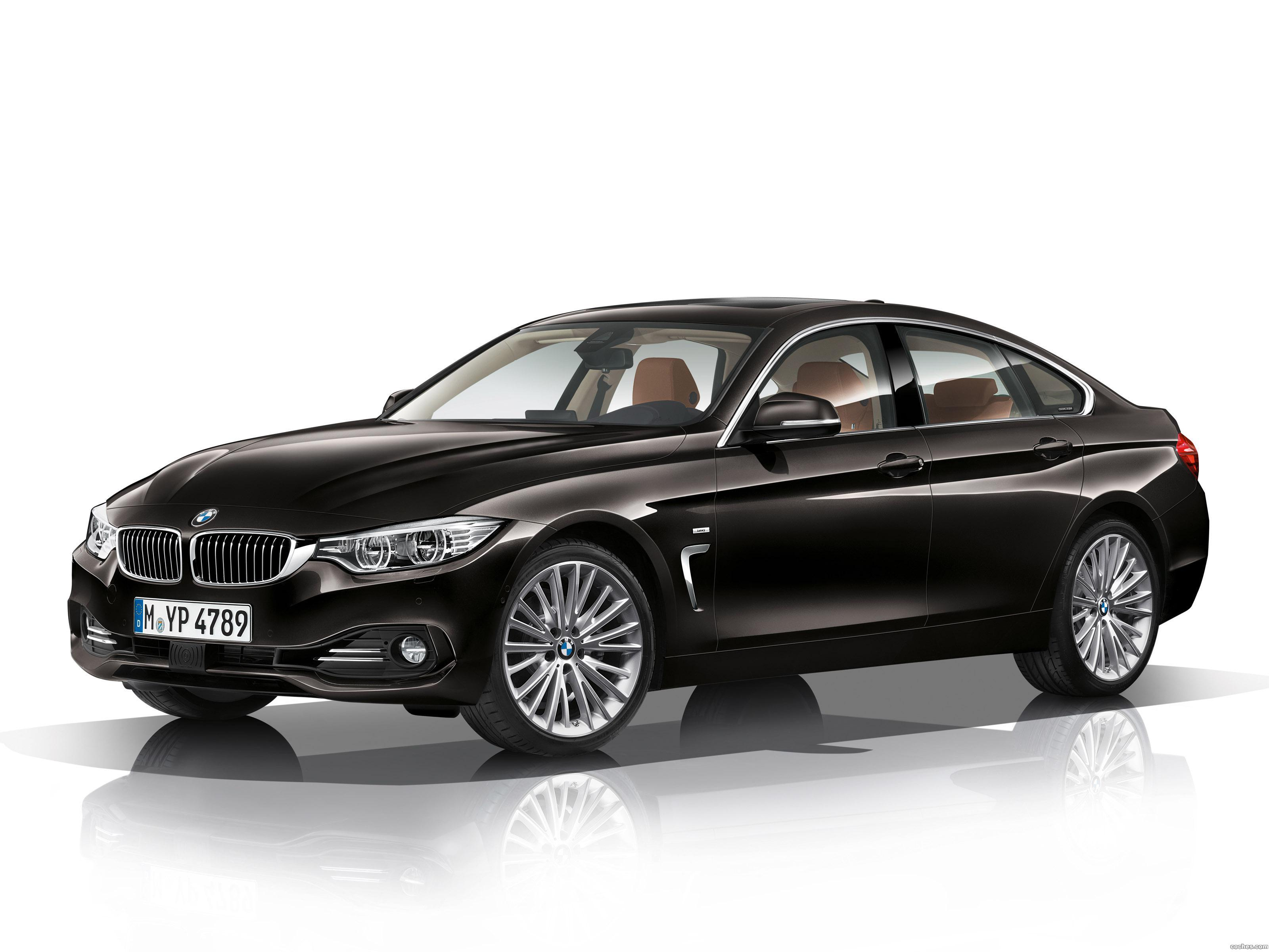 fotos de bmw serie 4 gran coupe luxury line f36 2014