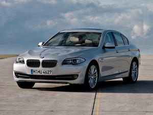 BMW Serie 5 Sedan F10 2010