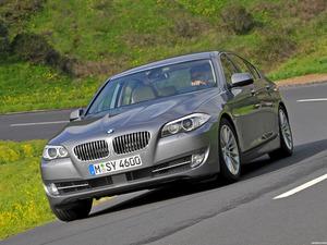 BMW 5-Series Sedan 535i 2010