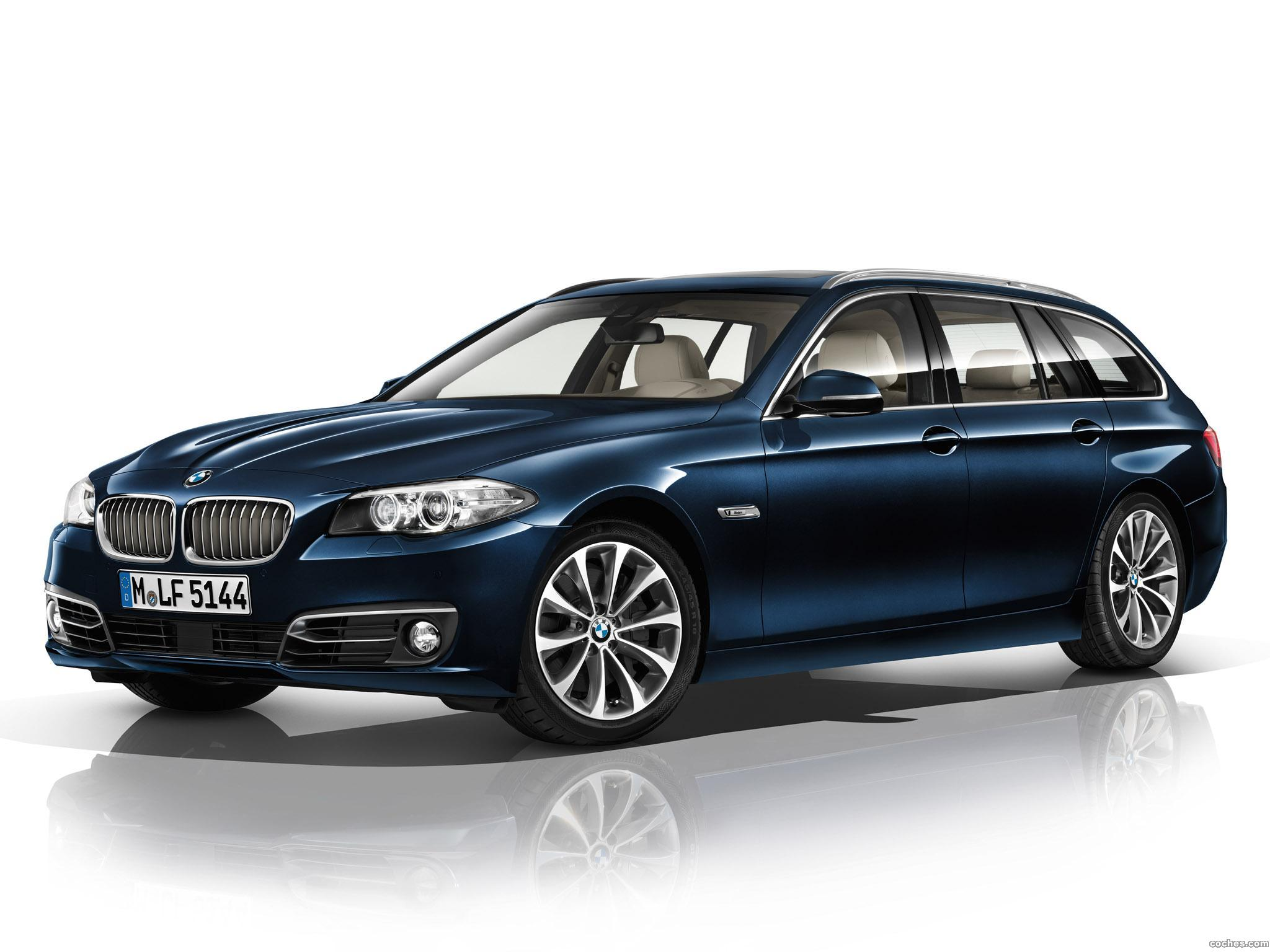 Fotos de bmw serie 5 535d touring modern line 2013 for Bmw modern line