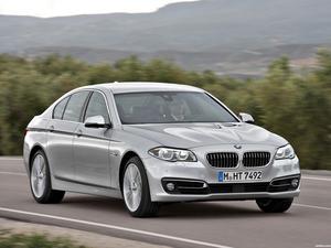 BMW Serie 5 535i Sedan Luxory Line 2013