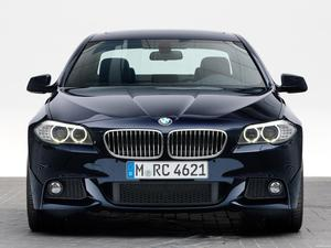 BMW 5-Series M Sport Package 2010