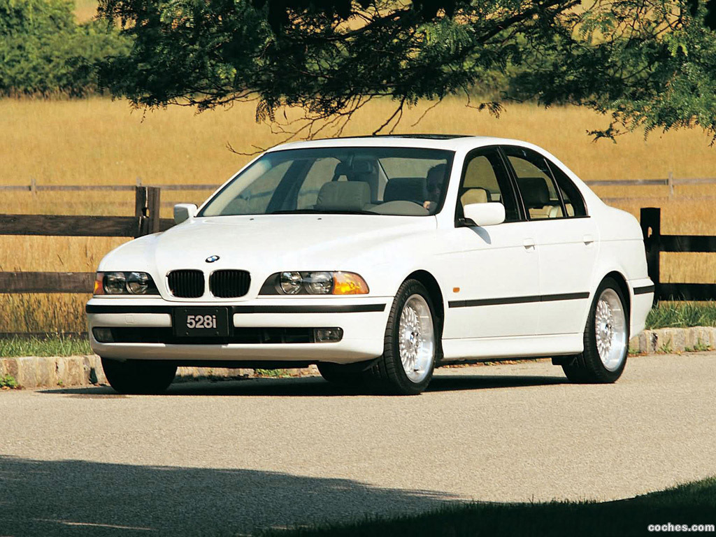 Fotos De Bmw 5 Series 528i Sedan E39 1995