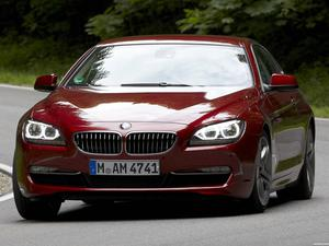 BMW Serie 6 640i Coupe F12 2011