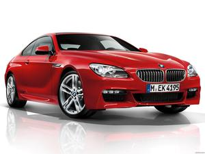 BMW Serie 6 650i Coupe M Sport Package F12 2011