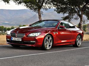 BMW Serie 6 650i Coupe 2011