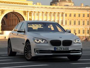 BMW Serie 7 750i F01 2012