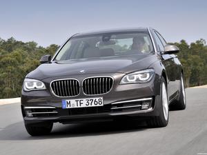 BMW Serie 7 750Li F02 2012