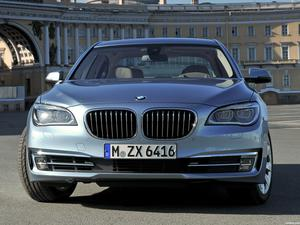 BMW Serie 7 ActiveHybrid 2012
