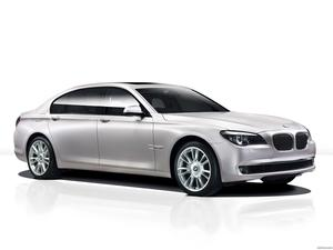 BMW Serie 7 Individual by Didit Hediprasetyo F01 2012