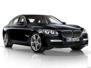 BMW Serie 7 M Sports Package F01 2012