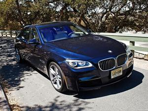 BMW Serie 7 760li M Sports Package F02 USA 2012