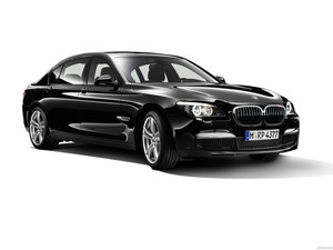 BMW Serie 7 760Li M Spots Package 2009