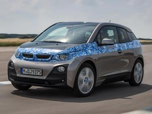 BMW i3 Prototype 2013