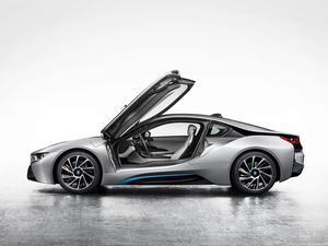 BMW i8 Coupe 2014