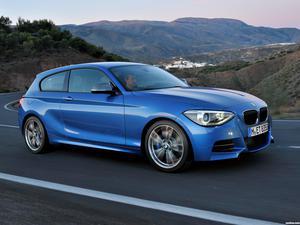 BMW Serie 1 3 puertas M135i F21 2012