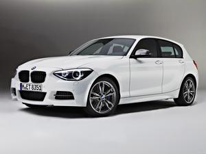 BMW Serie 1 cinco puertas M135i F20 2012
