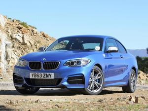 BMW Serie 2 Coupe M235 F22 2014