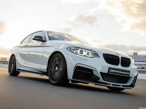 BMW Serie 2 Coupe M235i M Performance Accessories F22 2014