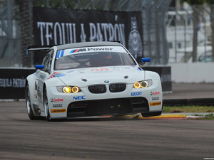 BMW M3 GT2 Race Car 2009