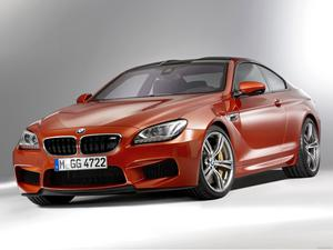 BMW M6 Coupe F12 2011