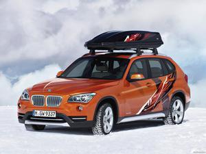 BMW X1 Powder Ride Edition E84 2012