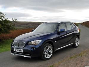 BMW X1 xDrive20d UK E84 2009