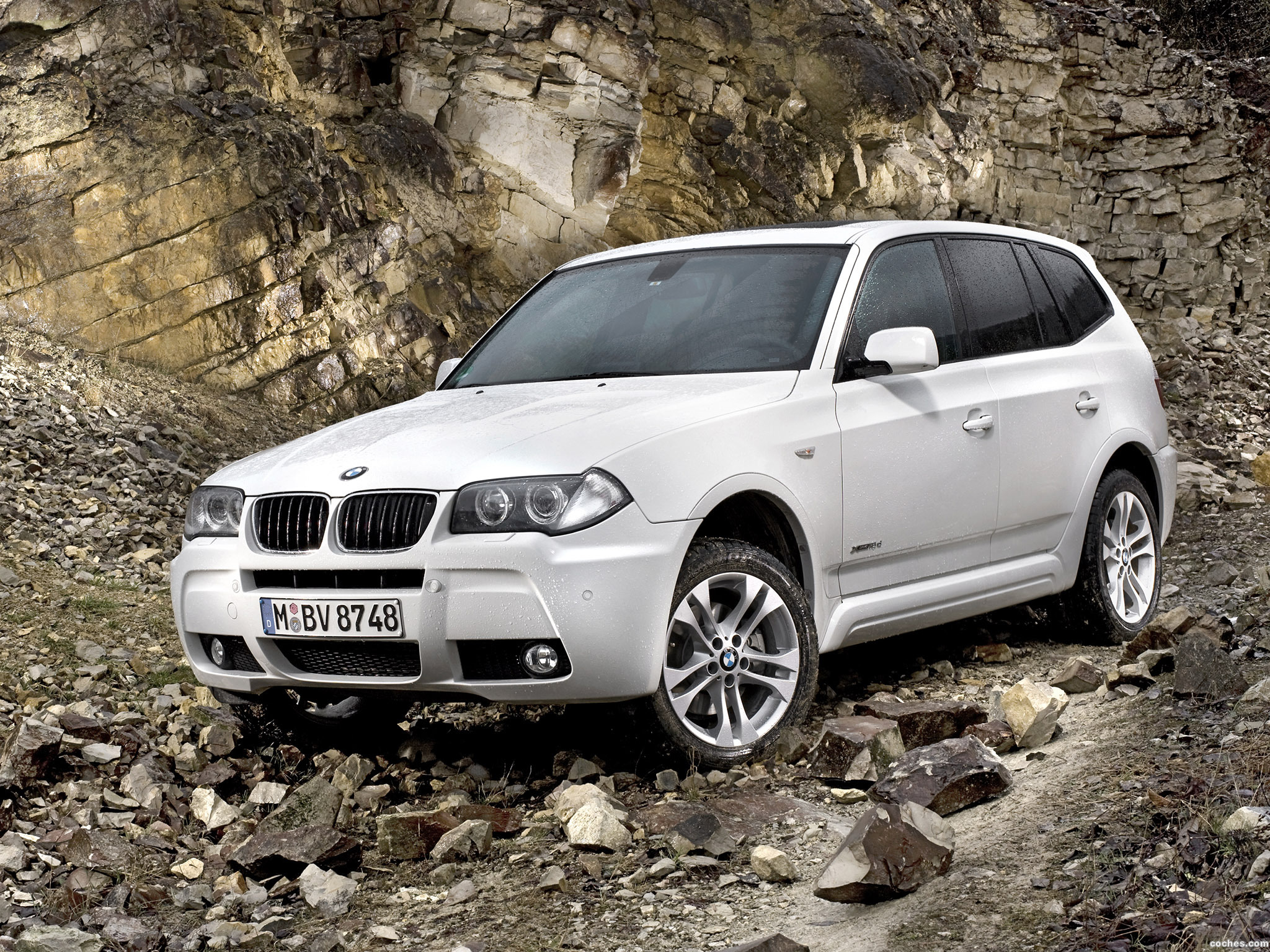 fotos de bmw x3 xdrive e83 2009. Black Bedroom Furniture Sets. Home Design Ideas
