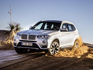 BMW X3 X-Line Package F25 2014