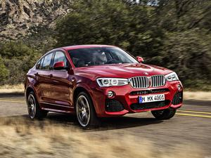 BMW X4 M Sports Package F26 2014