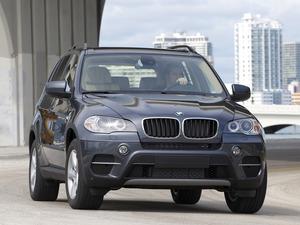 BMW X5 xDrive40d E70 2010