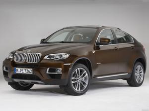 BMW X6 E71 2012