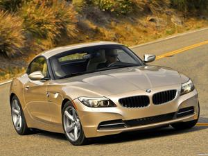 BMW Z4 sDrive30i Roadster E89 USA 2009