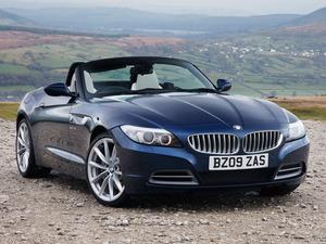 BMW Z4 UK 2009