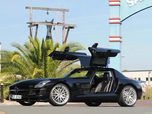 Mercedes Brabus SLS AMG 2010